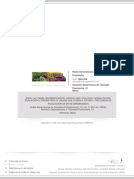 Evaluacion de Parametros de Calidad en Cosecha de Arandanos