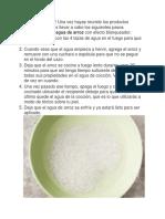 Agua de Arroz.docx