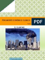 Pensamiento Económico Islámico OCTUBRE 2019.pptx