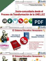 Vinculación SocioComunitaria (Ponencia)