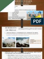 Diapositivas de Dosificacion Del Hormigon