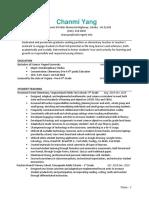 resume2019 revised