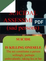 Suicidal Assessment