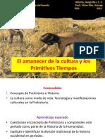 Clase 1 El Amanecer de la Cultura y los Tiempos Primitivos.pdf