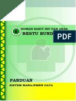 Panduan SIstem Manajemen Data FIX