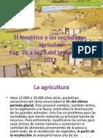 Clase 3 El Neolítico y las Sociedades Agricolas.pdf
