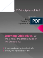 The 7 Principles of Art