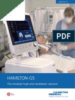 HAMILTON G5 Brochure Usa en ELO20160404N.00
