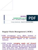 All Modules - Supply Chain -Mktg & Operations