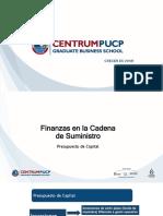 Finanzas en la CS Presupuesto de Capital.pptx