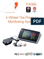 Passenger Car TPMS P409S Manual