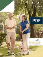 Retirement Homes Brochure