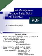 Evaluasi MTBS 2010