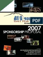 Bms Ff 2007 Sponsorship