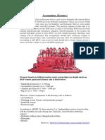 Accumulator dan prinsip kerja gas lift