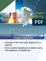 statics and dynamics chapter 3