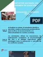 Los conflictos sociales y mecanismos de participación ciudadana.pptx