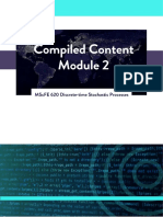 WQU MScFE Discrete-time Stochastic Processes M2