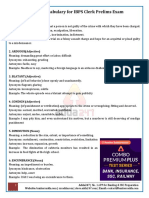 Vocabulary_for_IBPS_Clerk
