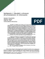 Eficiencia del procesamiento de la informción .pdf