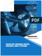 Guascor Marine Diesel Catalog