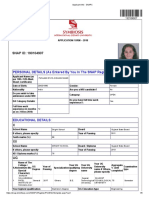 Applicant Info - SNAPC
