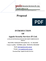 Security Proposal in Word File