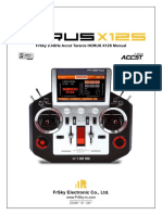 Horus x12s User Guide