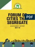 City Rankings Segregation