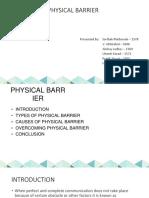 Physical Barrier.pptx