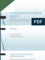 4-PENULUSURAN INFORMASI ILMIAH