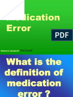Medication Error.ppt