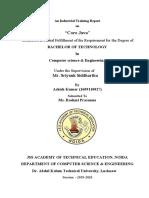 core java Report.pdf
