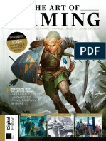 The Art of Gaming First Edition - 2019 UK