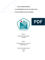 TUGAS HARIAN K3 IDENTIFIKASI PP 50:2012.docx