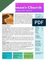 st germans newsletter - 8 dec 2019 - advent 2