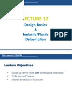 Mechanics of Solids - Lec_12 - Inelastic Deformations(1)