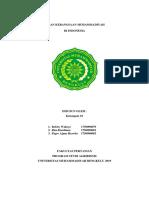 Peran Kebangsaan Muhammadiyah Klompok 10