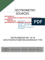 IR SPECTROMETRY-SOURCES (1)