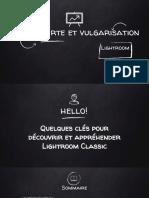 Lightroom Découverte Et Vulgarisation