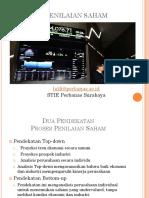 5_COMMON STOCK VALUATION (2015).pptx