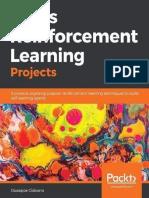 Keras Reinforcement Learning Projects