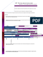 KPI and Supplier Performance Scorecard Tool