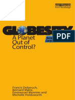 Globesity - A planet out of control ?