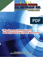 Buku Rakernas GPI Tahun 2019 Denpasar, Bali.pdf