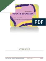 Workbook Vocație Carieră