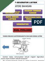 Tatap 5 (Konsep Generator Listrik)