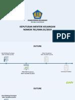 PPT Sosialisasi KMK 781 Tahun 2019_Finale