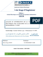 Rapport Stage Technique