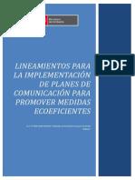 LINEAMIENTOS PARA LA IMPLEMENTACION DE PLANES PARA PROMOVER MEDIDAS ECOEFICIENTES.pdf